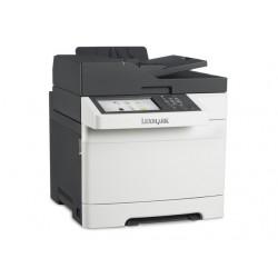 Lexmark MFP Printer CX510de Δικτυακό Έγχρωμο Laser(with toner)-REFURBISHED