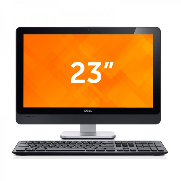 "Dell 9020 All-In-One 23"" Intel Core i5 4th Gen-REFURBISHED DESKTOP"